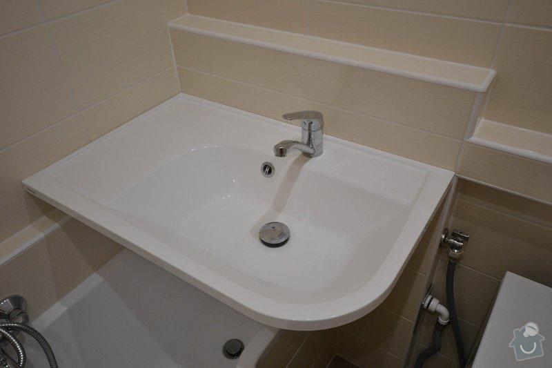 Rekonstrukce koupelny v panelovém bytě: H_3_