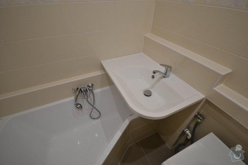 Rekonstrukce koupelny v panelovém bytě: H_4_