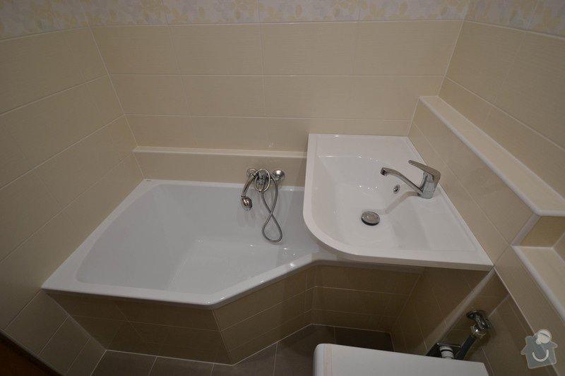 Rekonstrukce koupelny v panelovém bytě: H_5_