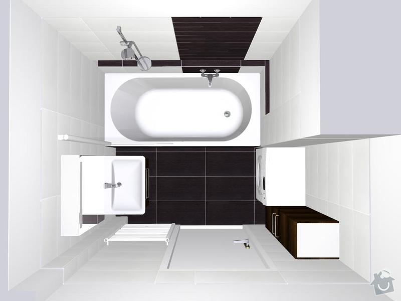 Oblozeni koupelny a WC: a