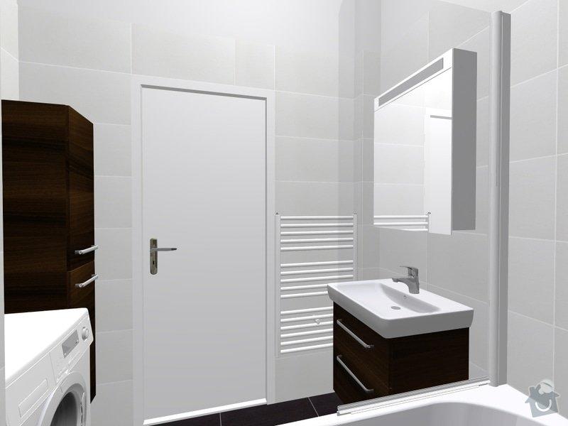 Oblozeni koupelny a WC: d