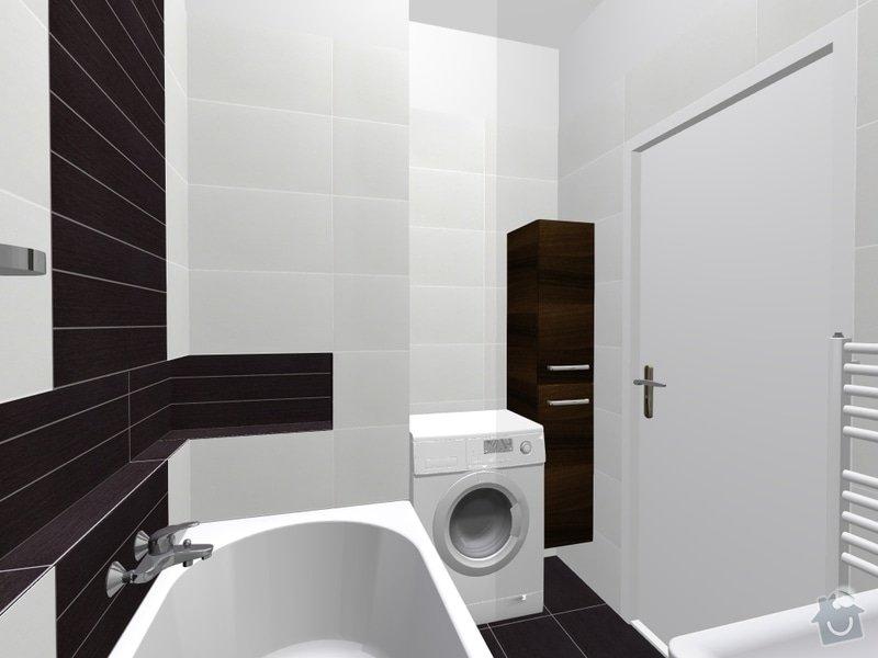 Oblozeni koupelny a WC: e
