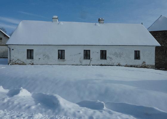 Výměna současných oken za repliky původních špaletových dělených