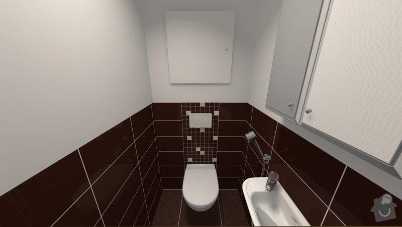 Rekonstrukce panelákové koupelny: r4