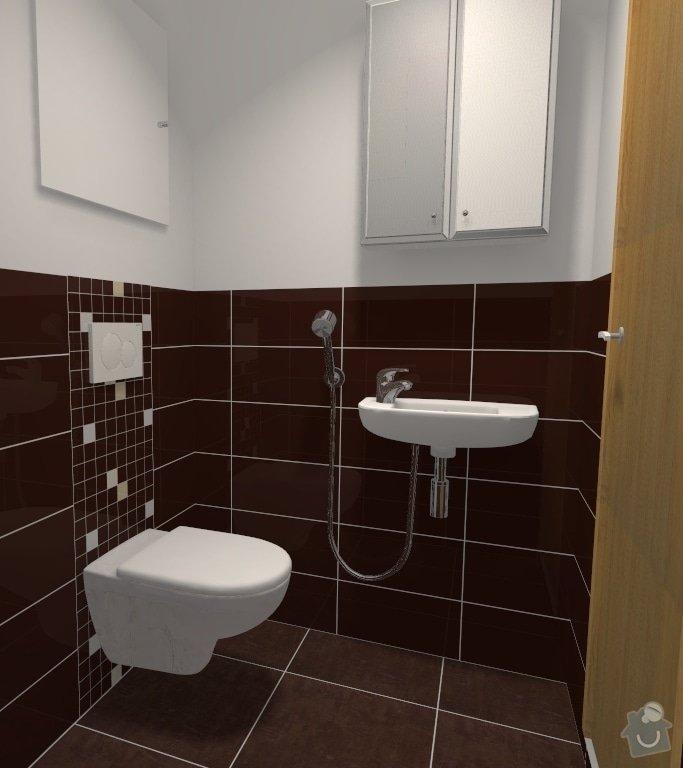 Rekonstrukce panelákové koupelny: r5