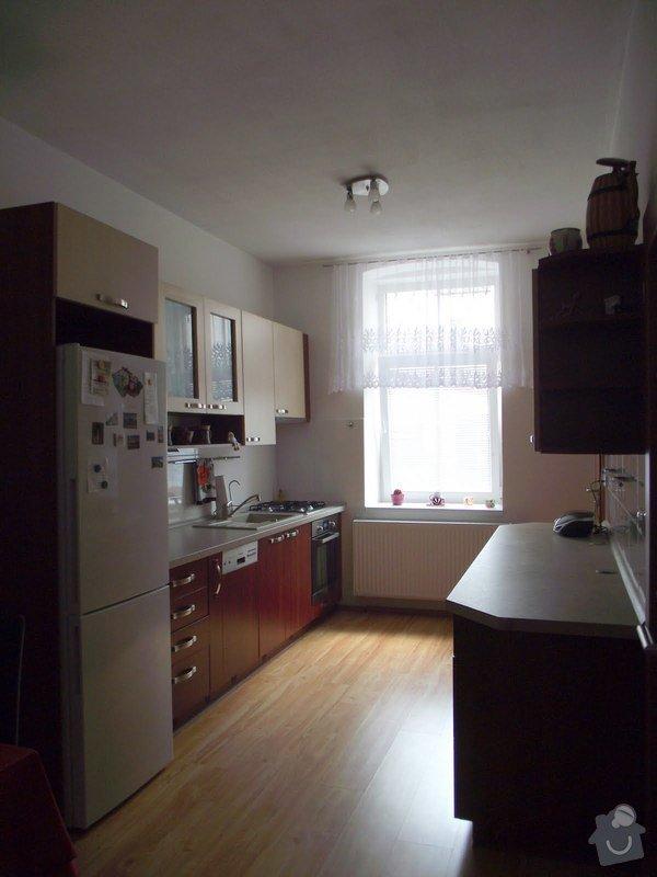 Udrzba dvou cihlovych domu s najemnimi byty: DSCF3921