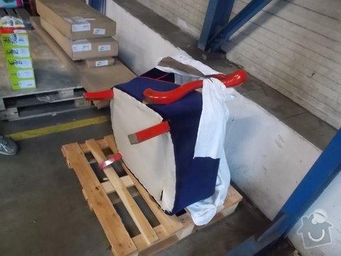 Oprava křesla po rozbití dopravcem.: W163962_750-1