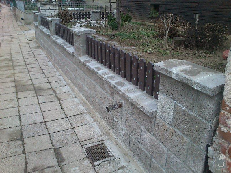 Stavba plotu ze štípaných tvárnic: DSC_0535