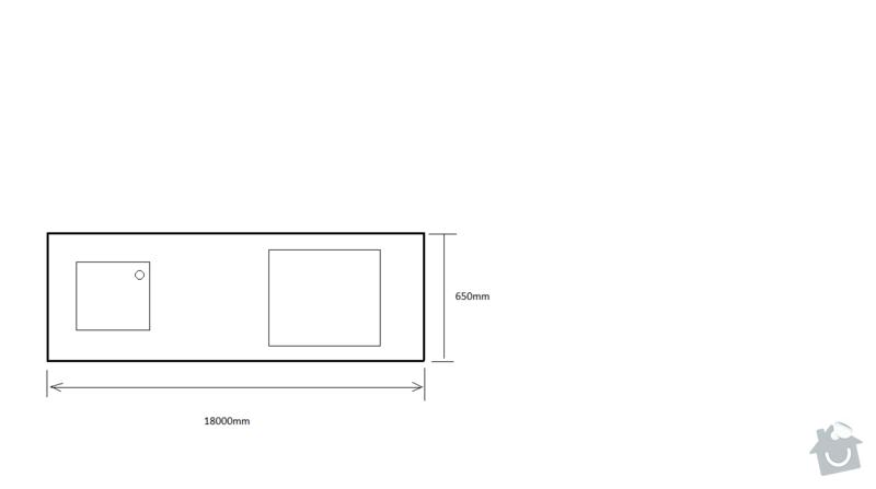 Vyroba pracovní desku: Kuchyn_nakres_2