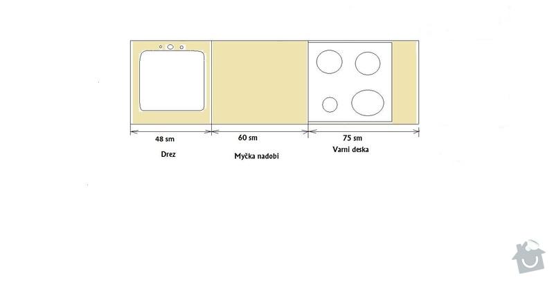 Vyroba pracovní desku: Kuchyn_nakres_1
