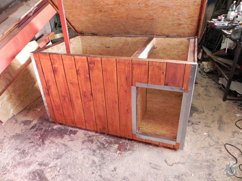 Zateplená bouda pro psa: 001