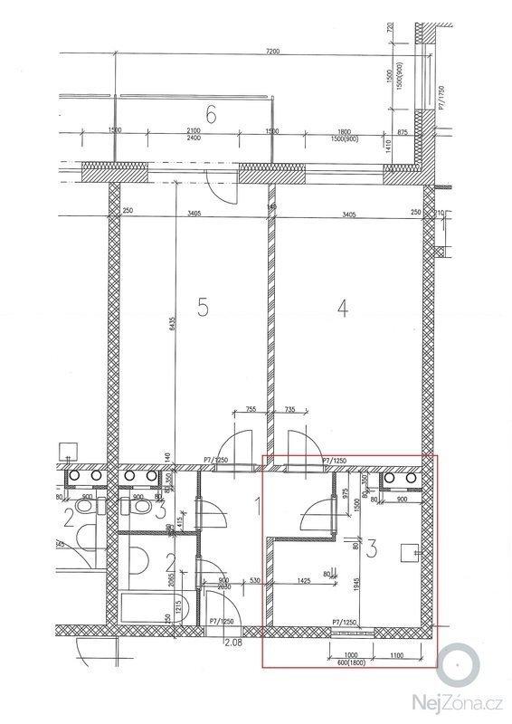 Vyroba, dodani a montaz kuchynske linky BRNO: planek
