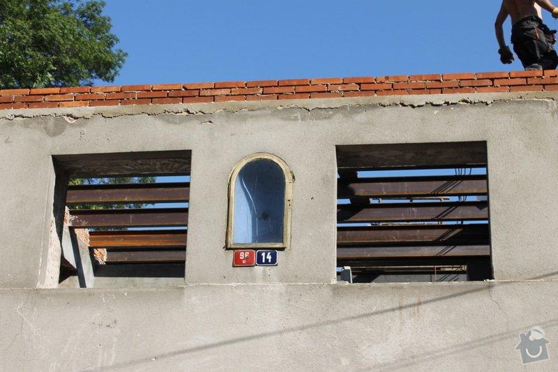 Kompletní rekonstrukce domů r.1713: 015