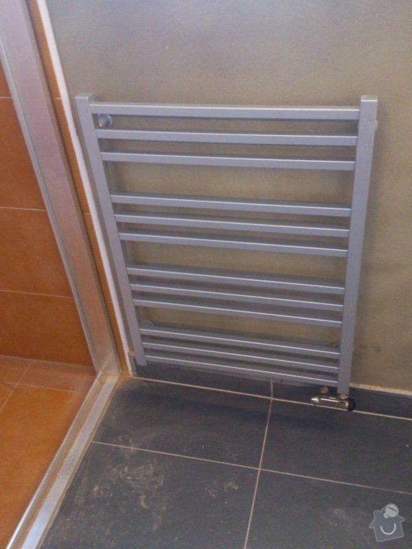 Montaz otopneho zebriku do koupelny: DSC_1131