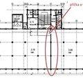 Stavbu sadrokartonove pricky delka 19m svit b45   3np stranka 1