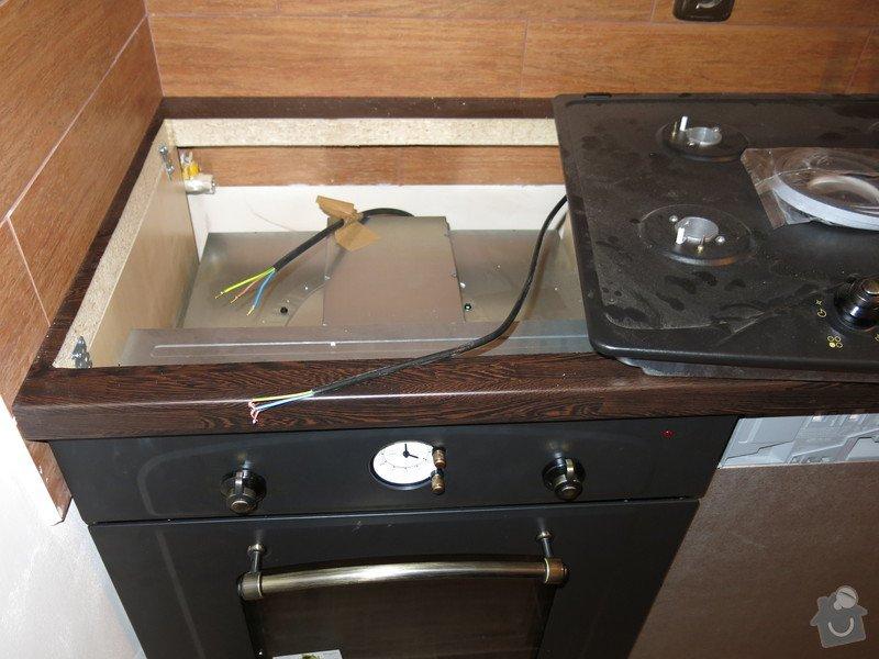 Zapojení plynové varné desky a elektrické trouby: IMG_2817