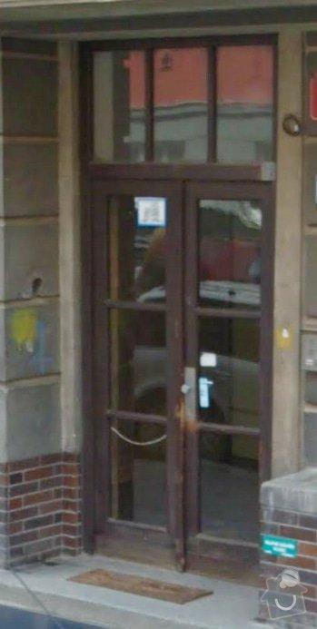 Vstupní vchodové dveře CN / bytový dům: unnamed
