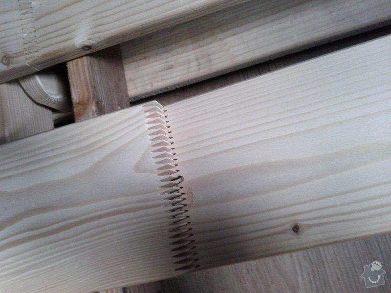 Truhlářské práce - rozklížené lamely futonu: IMG_20140205_101507