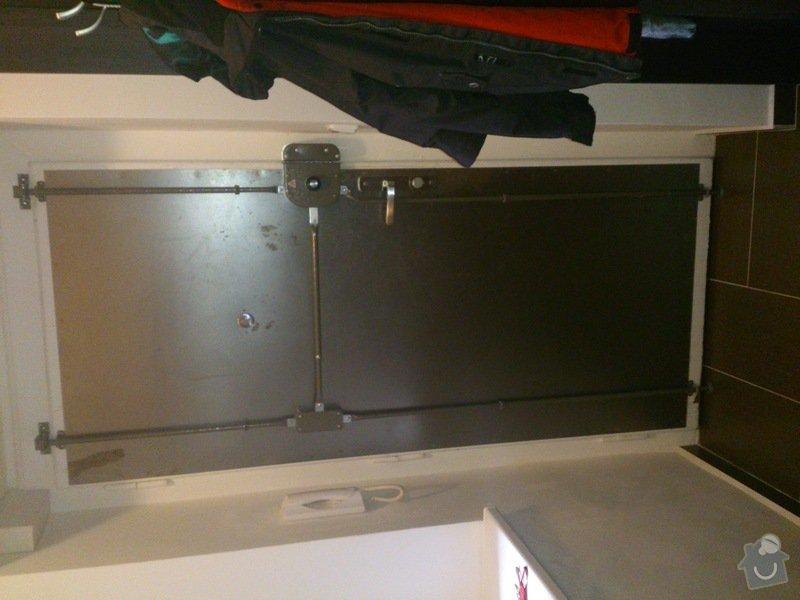 Čalounění bezpečnostních dveří: DvereCalouneni
