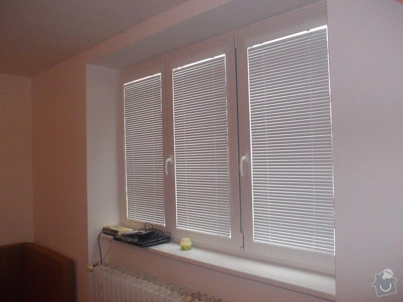 Žaluzie do oken a sítě proti hmyzu: DSCN1673