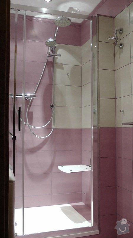 Kompletní rekonstrukce koupelny: 200-02