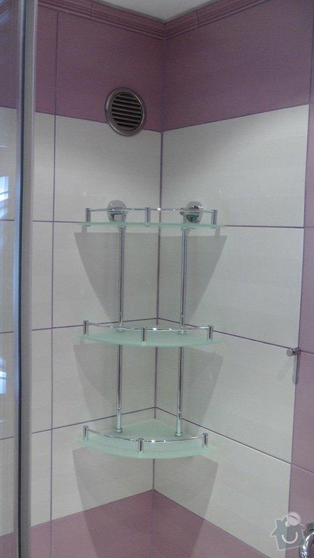 Kompletní rekonstrukce koupelny: 200-03