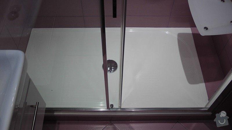 Kompletní rekonstrukce koupelny: 200-04