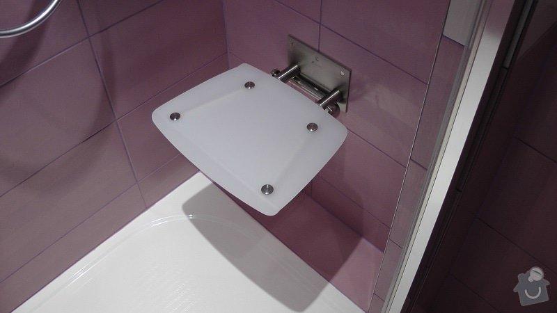Kompletní rekonstrukce koupelny: 200-05