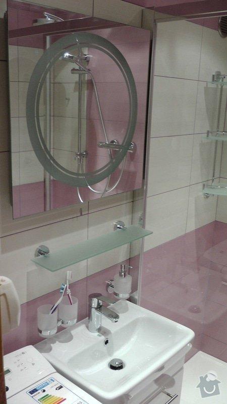 Kompletní rekonstrukce koupelny: 200-08