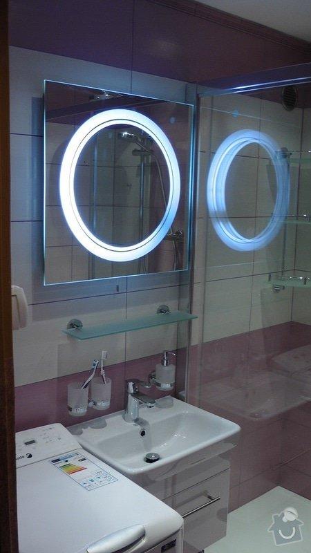 Kompletní rekonstrukce koupelny: 200-09
