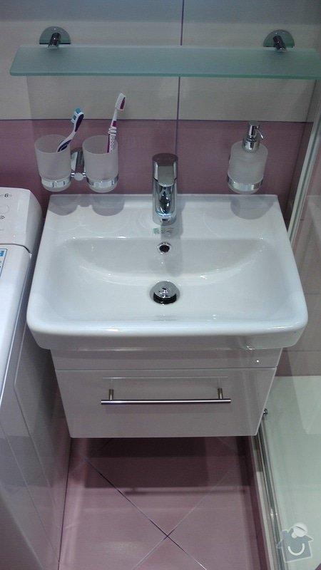 Kompletní rekonstrukce koupelny: 200-10