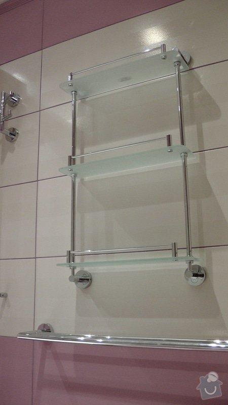 Kompletní rekonstrukce koupelny: 200-11