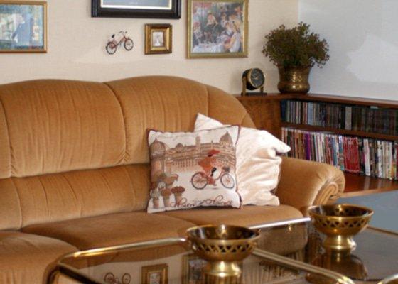 REFRESH obývacího pokoje