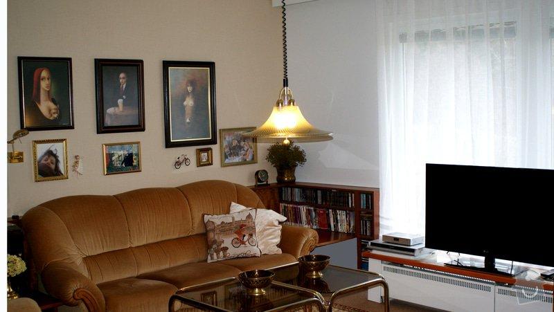 REFRESH obývacího pokoje: Pohled2