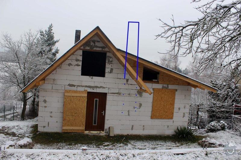 Stavba nového komínu: 20140122_IMG_1388