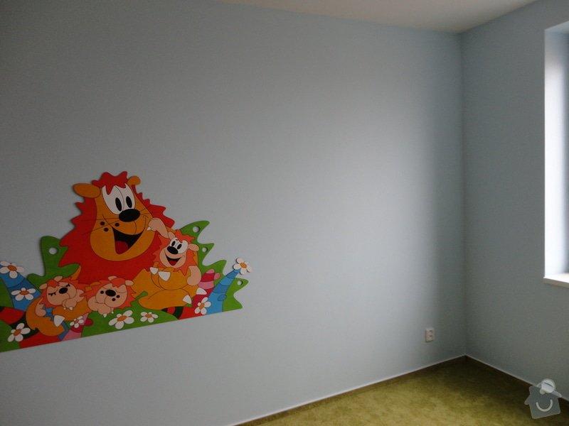 Malování bytu barevně: DSC02980