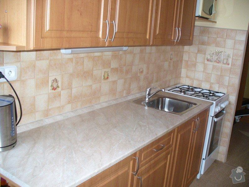 Obložení kuchyňské linky: P1000005