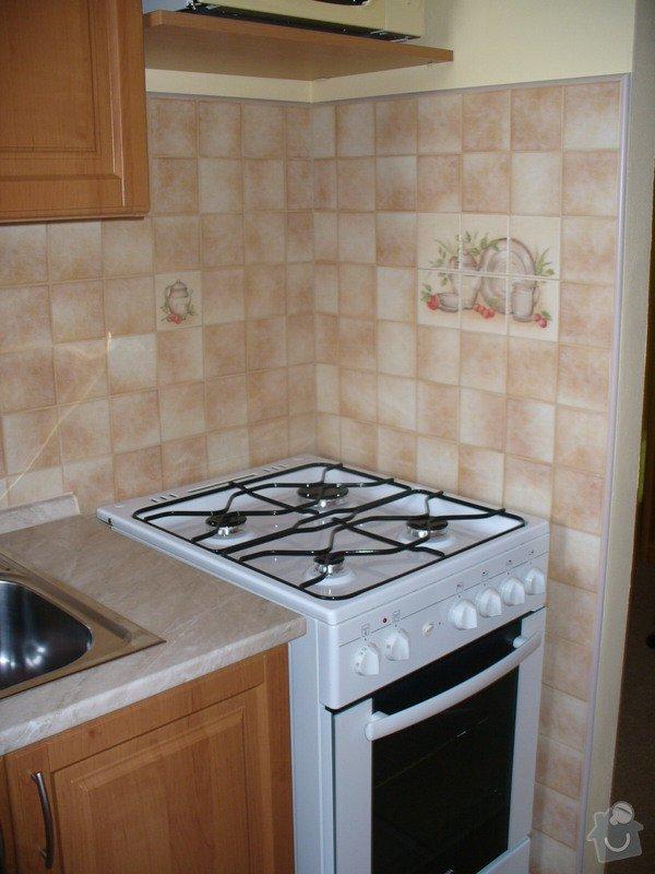 Obložení kuchyňské linky: P1000007