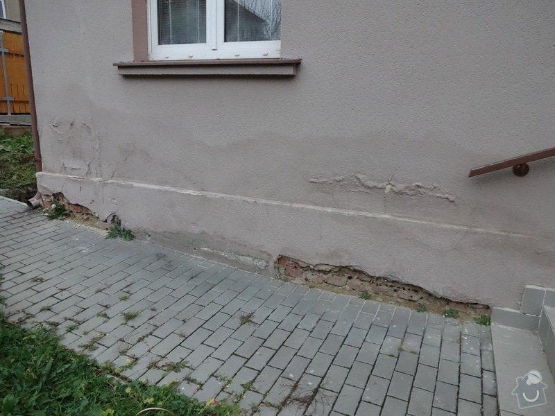 Sanace zdiva, Hlubočepy: DSC01548