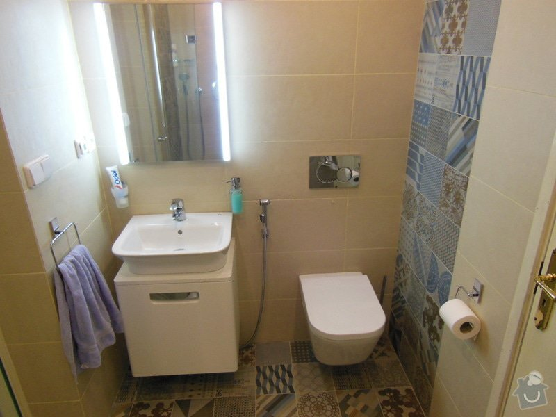 Rekonstrukce koupelny: DSCN6785