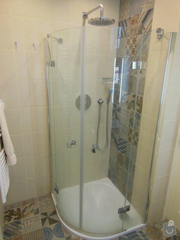 Rekonstrukce koupelny: DSCN6787