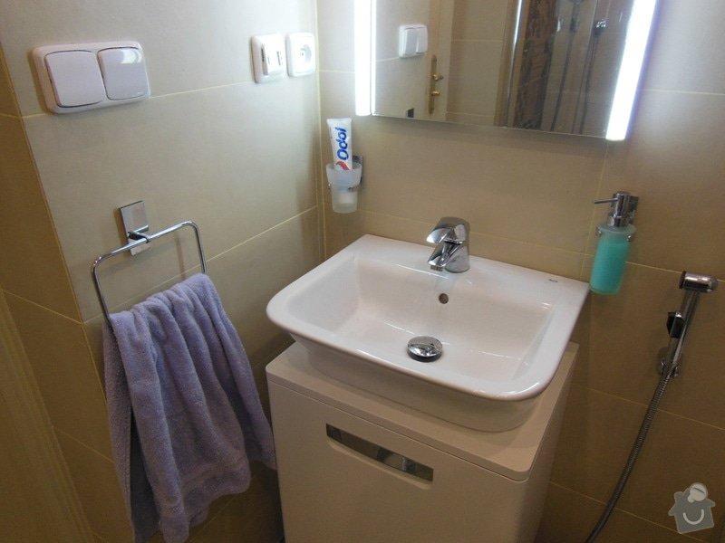 Rekonstrukce koupelny: DSCN6789