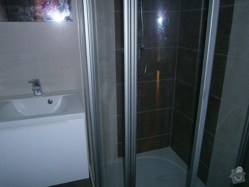Rekonstrukce koupelný - voda+plyn+topení: 4