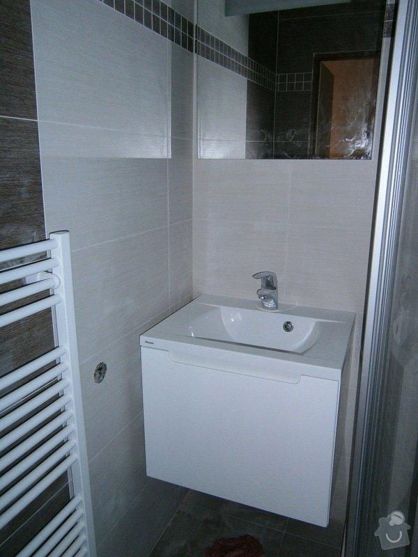 Rekonstrukce koupelný - voda+plyn+topení: 5