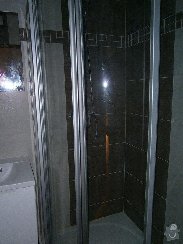 Rekonstrukce koupelný - voda+plyn+topení: 7