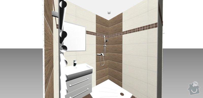 Rekonstrukce koupelný - voda+plyn+topení: 15