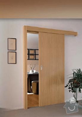 Posuvne dvere mezi pokoji: libi-se-nam