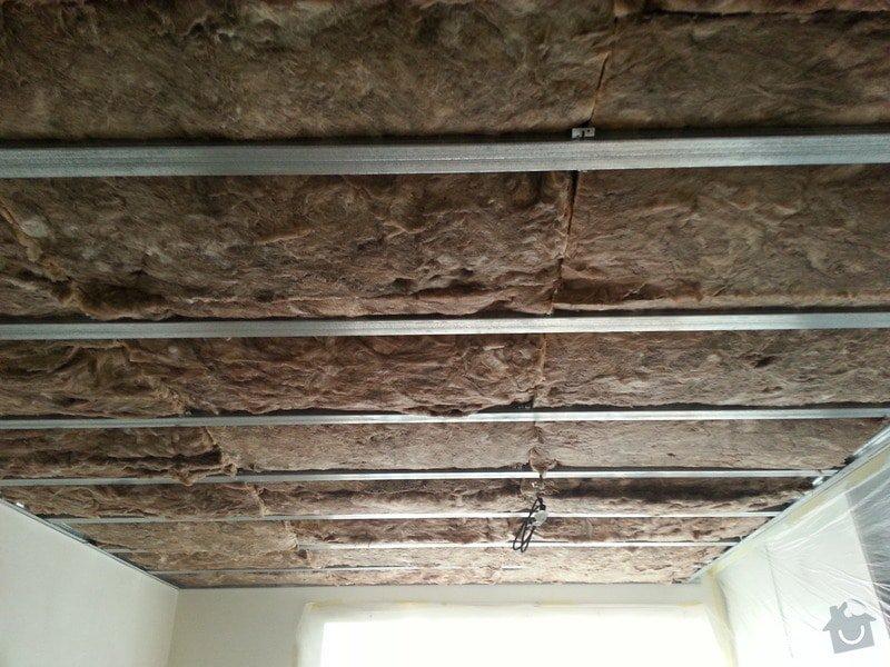Odhlučení stropů : 20140206_132229