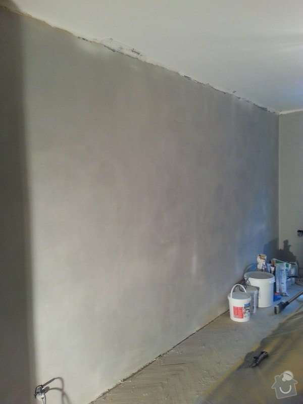 Renovaci sten : 20140129_160538