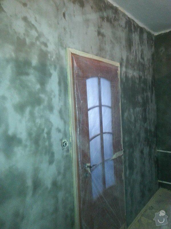 Renovaci sten : 20140129_160630